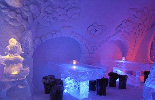 Kemi snow restaurant