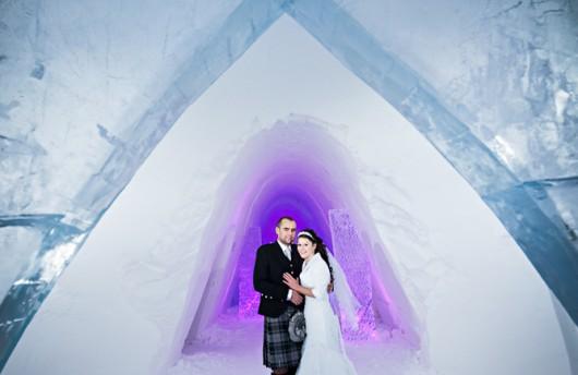 janne koskenniemi, lapland image, lappi kuva, häät, haat, wedding, ylläs, yllas, snowvillage