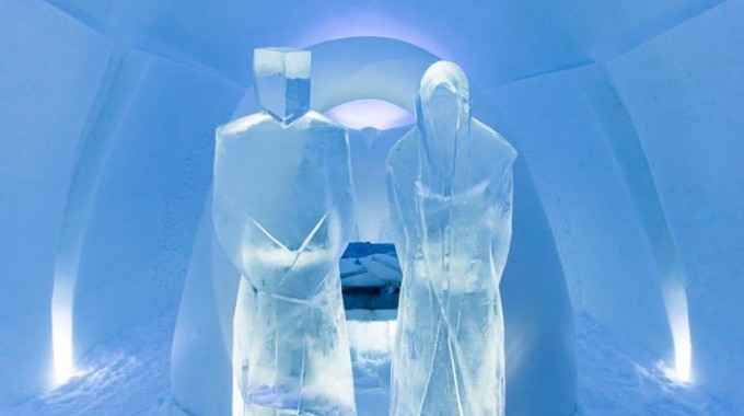 Weddings At The Canada Ice Hotel The Only Canadian Ice Hotel